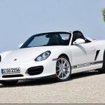 Porsche apresenta Boxster Spyder, versão mais agressiva do conversível.