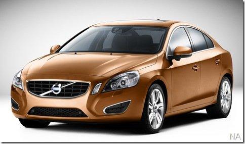 Volvo mostra primeiras imagens oficiais do novo S60