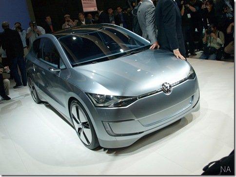 Salão de Los Angeles 2009 – Volkswagen Up! Lite