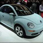 New Beetle ganha edição comemorativa ao seu fim de produção