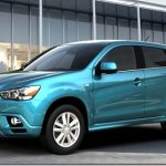 Mitsubishi RVR: novo crossover da Mitsubishi tem imagens reveladas