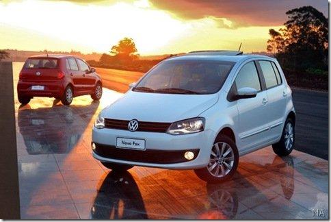 O avanço da Volkswagen em 2009