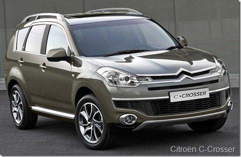 PSA – Peugeot Citroën quer fatia da Mitsubishi