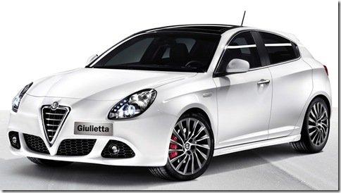 Novo Alfa Romeo se chamará Giulietta e será exibido em Genebra
