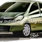 Etios é o nome do novo compacto da Toyota