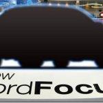 Novo Ford Focus tem presença confirmada em Detroit