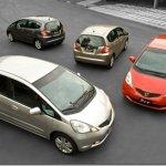 Honda anuncia recall para 646.000 unidades do Fit