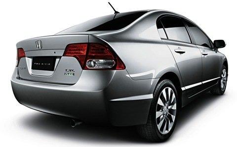 Honda lança Civic LXL 2010 por R$ 66.405