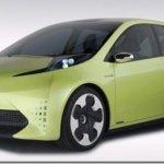 Salão de Detroit – Toyota FT-CH