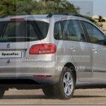Projeção da nova Volkswagen SpaceFox 2011