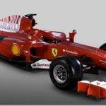Ferrari apresenta oficialmente o F10
