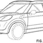 Mini registra a patente do Mini Crossover