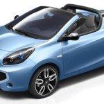 Renault Wind é revelado (Twingo CC)