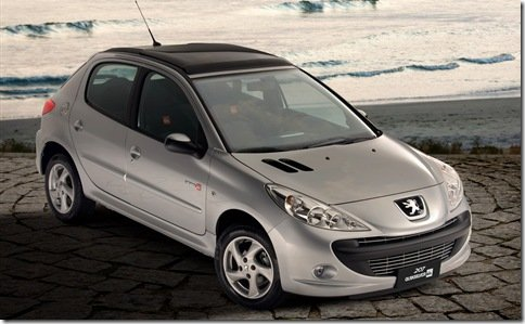 Enfim, Peugeot lança o 207 Quiksilver