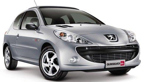 Peugeot 207 Quicksilver começa a ser vendido na próxima semana