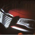 Chrysler 300C tem teaser revelado