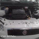 Fiat Siena é flagrado com o novo motor 1.6 16v