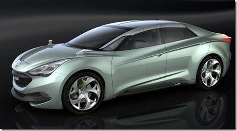 Hyundai revela mais detalhes e novo teaser do i-Flow