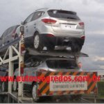 Hyundai ix35 é flagrado no Brasil