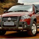 Airbag duplo e freio ABS passa a ser item de série nos Fiat Adventure
