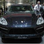 Salão de Genebra 2010 – Porsche Cayenne