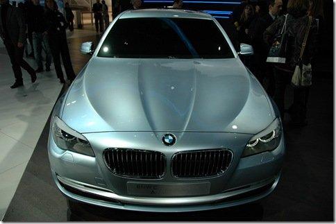 Salão de Genebra 2010 – BMW Série 5 Active Hybrid Concept