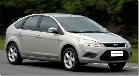Ford Focus ganha motor 2.0 Flex