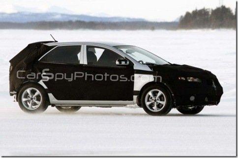 Kia Forte hatch será lançado em Genebra, em 2012
