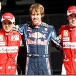 Vettel é pole na primeira corrida da temporada