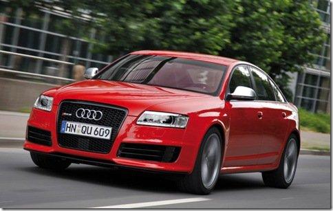 "Audi resolve vender RS6 no Brasil por ""apenas"" R$ 539 mil"