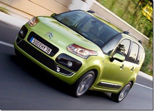 Citroën adianta o projeto do C3 Picasso nacional e atrasa a vinda do compacto DS3