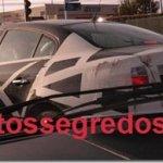 Renault Fluence é flagrado novamente em testes no Brasil