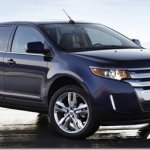 Novo Ford Edge chega no segundo semestre