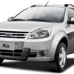 Ford Ka ganha kit Trail