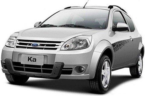 Ford Ka ganha kit Trail