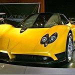 Pagani Zonda F é vendido por mais de R$ 4 milhões