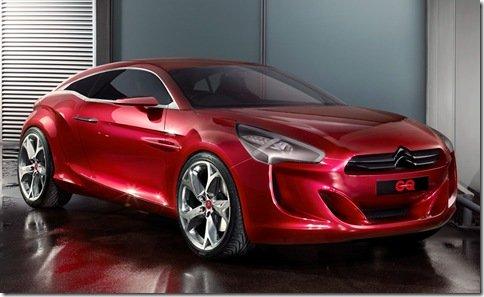 Citroën GQbyCITROEN, conceito inesperado pode adiantar visual do novo C4
