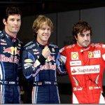 GP da China – Vettel faz pole  pela 3° vez no ano