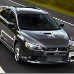 Mitsubishi Lancer EVO X custará R$ 199.900, mas só em julho