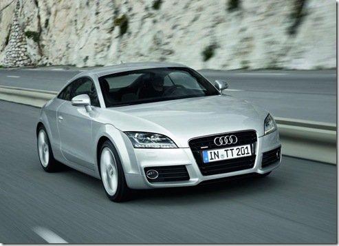 Audi apresenta a linha 2011 dos modelos TT e A3