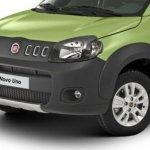 Primeiras imagens oficiais do Novo Fiat Uno