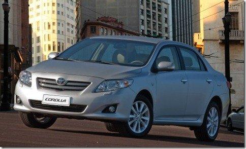 Justiça Obriga Recall Do Toyota Corolla No Brasil
