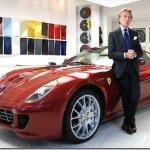 Luca di Montezemolo deixa a chefia da Fiat