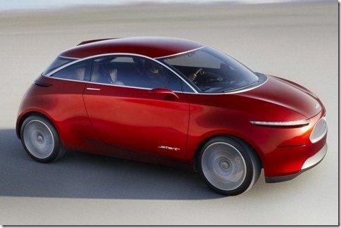 Ford Start exibe novas tecnologias em Pequim