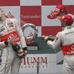 GP da China – McLaren faz dobradinha no pódio, com Jenson Button na frente