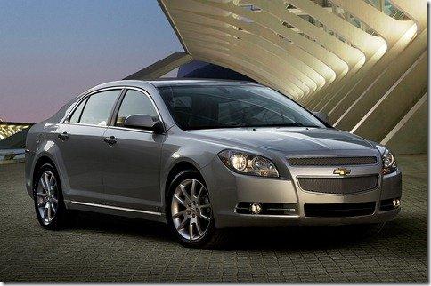 Chevrolet Malibu está confirmado e chega em junho