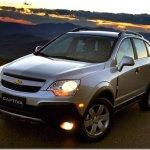 Chevrolet anuncia novos equipamentos para a Captiva Ecotec