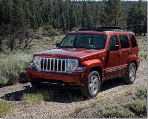 Jeep Cherokee Sport ganha versão Limited