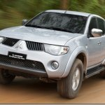 Mitsubishi L200 Triton é convocada para recall