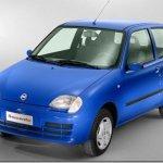 Fiat Seicento sairá de linha na Europa